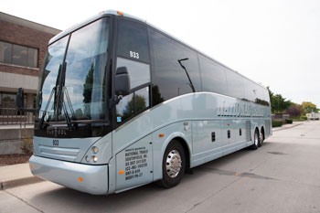Charter Bus Rental Company in Michigan | National Trails, Inc. - about-bus