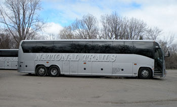 Charter Bus Rentals Traveling Nationwide | National Trails, Inc. - charter-bus-rentals